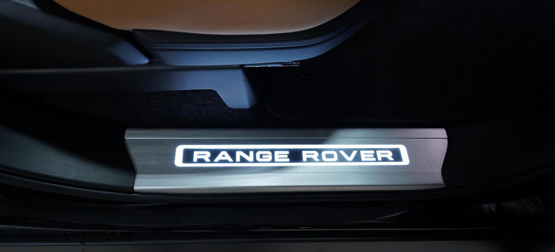 Допы Range Rover