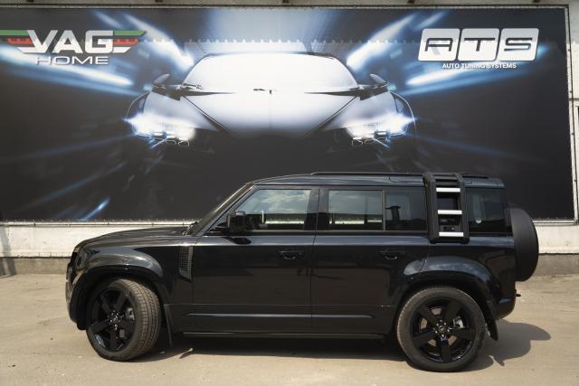 Аксессуары Land Rover Defender 2020